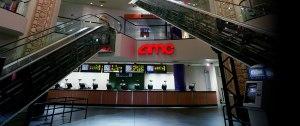 L'ingresso dell'AMC di Times Square: sembra un comune cinemino, e anche piccolo... (immagine tratta dal sito AMC)