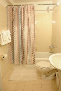 Un bagno senza pretese, ma più che onesto direi...