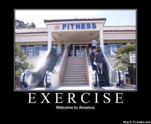 fitness in america