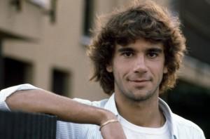 Una splendida immagine di Stefano Borgonovo, uomo vero. Foto: dalla rete (giornalettismo.com)