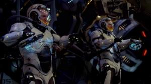 I due fratelli Becket, protagonisti, tra i migliori piloti in circolazione: alcune delle scene-chiave sono all'inizio del film! (immagine: dalla rete)