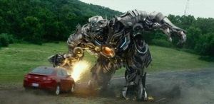 A screenshot of Galvatron!! (image personally elaborated from the net)