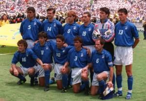 Foto di repertorio della finalissima di USA 1994 (vivoazzurro.it)