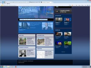 Superquark homepage