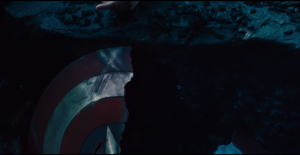 Screenshot from the first official Marvel's Age of Ultron teaser trailer...what can you see in the picture?!?